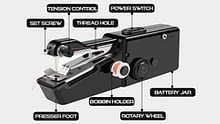 Best Handheld Sewing Machine in 2020 With Buying Guide.